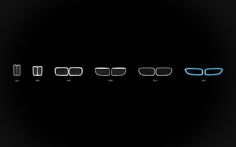 BMW Kidney Grille Wallpaper Collection