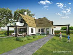 Aan de noordzijde van het Friese plaatsje Gorredijk grenst de buurtgemeente Terwispel. SILVERwonen heeft in opdracht een villaontwerp gemaakt waarbij de streekeigen architectuur in het ontwerp is verwerkt.