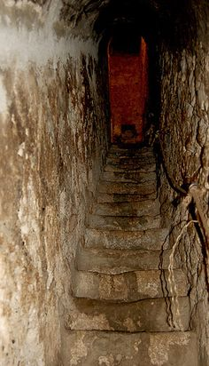 Secret Passage to the Second Floor of the Castle Abandoned Buildings, Abandoned Places, Old Buildings, Passage Secret, Dracula Castle, Hidden Rooms, Architecture Design, Fairytale Castle, Secret Rooms