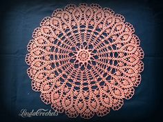 This doily was made with #20 thread using a 311 hook. Started 2/11/2014; finished 2/19/2014. Measures 15 inches. The pattern comes from ...