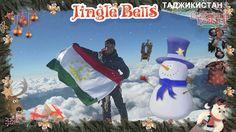 Jingle Bells в Таджикистане. Новогодняя песня на английском языке.