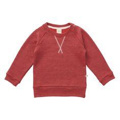 Emerson Sweater | Natural Organic Bio Baby Products: Organic Cotton & Merino Wool