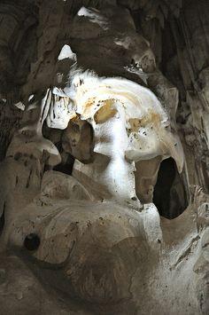 Cango Caves, an underground natural wonder. #SouthAfrica