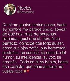 Couple Quotes, Love Quotes, Inspirational Quotes, Boyfriend Goals, Boyfriend Quotes, Quotes En Espanol, I Love You, My Love, Love Phrases