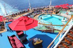 Info on Carnival Magic cruise ship