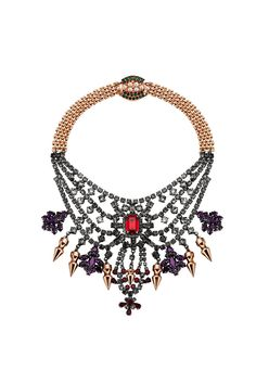Style.com Accessories Index : fall 2013 : Mawi