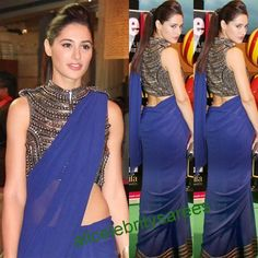In love with nargis fakhri's saree <3
