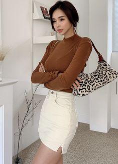 Waist Skirt, High Waisted Skirt, Park, Skirts, Fashion, Frames, Moda, High Waist Skirt, Skirt
