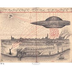 The Merging Art & Science Of Daniel Martin Diaz - Occult Art - Ancient Aliens, Aliens And Ufos, Esoteric Art, Occult Art, Mystique, Ancient Mysteries, Science Art, Occult Science, Sacred Art