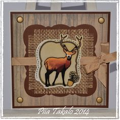 Welcome to the official Fiskarettes UK Community. I Card, Moose Art, Frame, Animals, Decor, Decoration, Decorating, Animaux, Frames