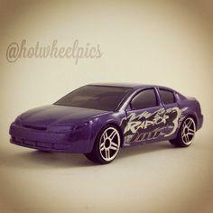 Saturn ION - 2003 Hot Wheels - Raptor Blast 5 Car Pack #hotwheels   #diecast   #toys