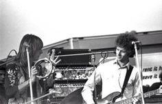 Gram Parsons and Chris Hillman