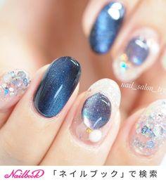 Fancy Nails Designs, Nail Designs, Mani Pedi, Manicure, Cat Eye Nails Polish, Wedding Nails Design, Nail Photos, Feet Nails, Neutral Nails