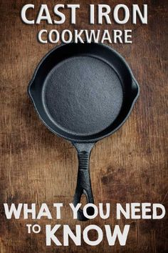 """Cast Iron lost it's luster when non-stick became the rage starting in the late 1960s. And now it has been rediscovered. Find out how to choose the best for your home. Take a look at bare """"seasoned"""" cookware vs the French (and French inspired) porcelain pieces. Take a gander at the various types including: frying pans, dutch ovens, roasters, and more. Find out what's worth buying now."""