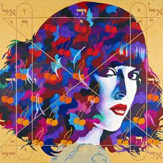 Artwork 2 by Moran Haynal, via Behance