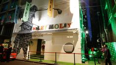 A Look Inside Melbourne's Insane New Two-Storey Mini-Golf Bar Holey Moley Golf Bar, Melbourne Bars, Cool Themes, Karaoke, Golf Clubs, Playground, Concrete, Drinks, Beverages