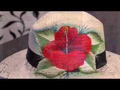 5 Consejos Para Pintar Sombreros - YouTube