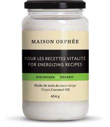 Maison Orphee coconut oil