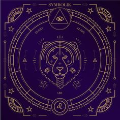 Horoscope for your zodiac sign- your monthly astrology explained! 2018 Horoscope, Astrological Symbols, Brand Guide, Cosmic, Zodiac Signs, Astrology, Map, Graphic Design, Taurus