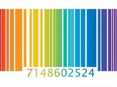 Rainbow Barcode