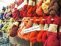 Clara Parkes pics from Knit Nation London