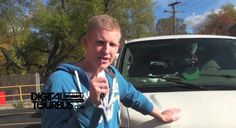 #TBT to when BryanStars showed off his tour van!  Video available on digitaltourbus.com