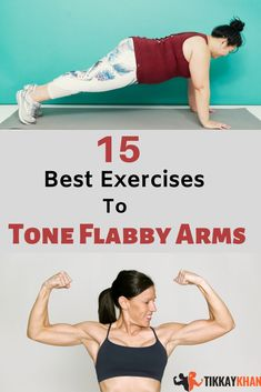 These best exercises are for toned flabby arms. If you are struggling to reduce your tone flabby arm, then you should perform these exercises regularly at home. Knee Pain Exercises, Arm Toning Exercises, Sciatica Exercises, Belly Exercises, Lose Stomach Fat Fast, Lower Stomach, Fit Girl Motivation, Workout Motivation, Workout Fitness