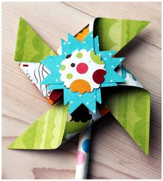 The #epiphanycrafts Shape Studio Tools can be used as punches too!  www.epiphanycrafts.com #birthday #scrapbook
