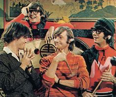 The Monkees / Monkee men!