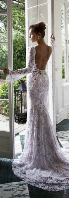 Yes Yes Yes! I've found my dress!  Pure Perfection!