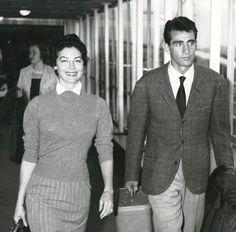 Ava and (il mitico) Walter Chiari