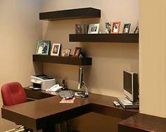 Home-Dzine - Make a chunky floating shelf