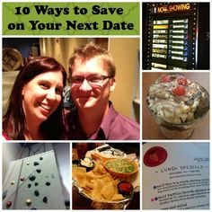 Lucky in Love: 10 Ways to Save Some Green on Date Night