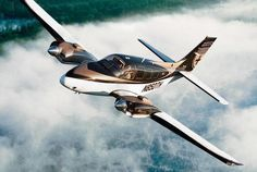 Beechcraft Baron: A Retrospective Look | Flying Magazine