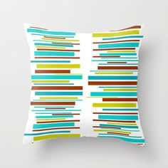 Mod Throw Pillow, Mid Century Modern Pillow,Cool Pillow, Mod Pillow, Modern Pillow, Mod Cushion,Modern Cushion, Cool Cushion, Retro Pillow.