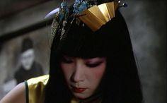 山口小夜子(Sayoko Yamaguchi)「上海異人娼館」(1981)