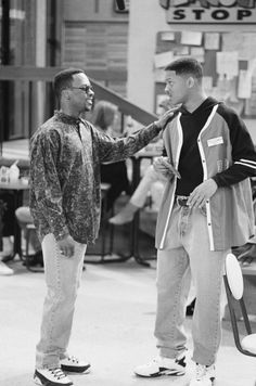 "Will Smith & DJ Jazzy Jeff -- ""The Fresh Prince of Bel-Air,"" 1994"