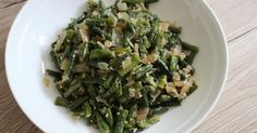 Goan styled Snake Beans Stir Fry. Comes together in under 30 minutes. Quick and delicious.