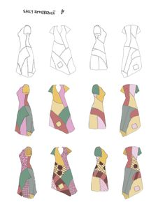 nightmare before christmas costume patterns - Google Search