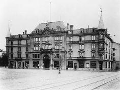 Schauspielhaus 1899 Louvre, Building, Travel, Google, Past, City, Pictures, Viajes, Buildings