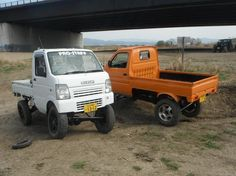 Car Japanese Kei Truck  WANT!