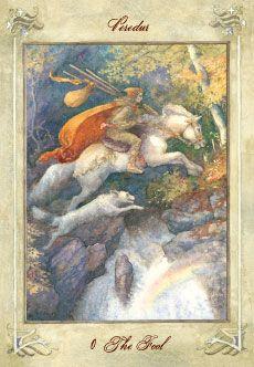 The Llewellyn Tarot