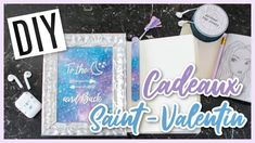 DIY SAINT-VALENTIN Facile : Idées Cadeaux pour ELLE & pour LUI à faire s... Saint Valentin Diy, Diy Cadeau, Bff, Best Friends, Album, Ainsi, Sony, Images, Easy Gifts