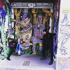 #travel #holiday #graffiti #art #streetart #culture #urban #urbanculture by smiddy_widdy