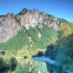 Beautiful shot of Mount Si from our Facebook friend Jim Stiles!