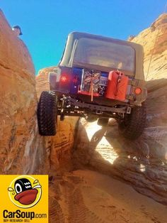 Jeep Freak of the Day!