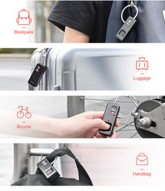 Travelock is Back! Suitcase Backpack, Digital Lock, House Doors, Backpacks, Safety, Gadgets, Tech, Construction, Travel