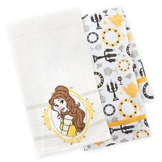 Belle Dish Towel Set