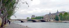 Paris VII - Palais du Louvre Pont Royal Port des Saints-Pères .