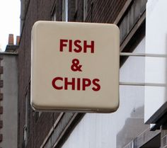 From A Guide to London's Classic Cafes and Fish and Chips Shops.